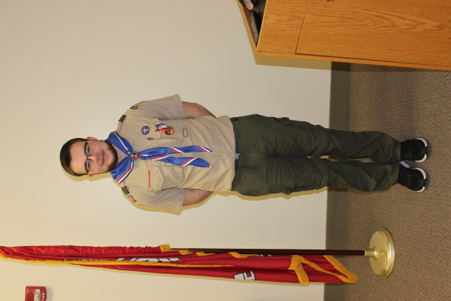 landon stricker eagle scout