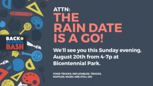 back to school bash rain date