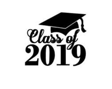 2019 cap and gown