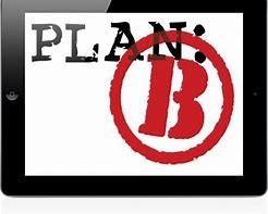 plan B words