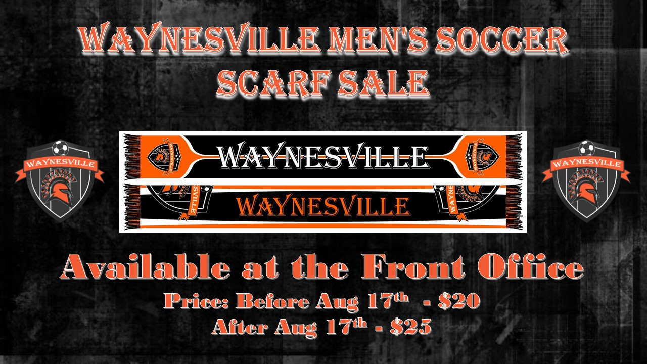 waynesville scarf sale image with details