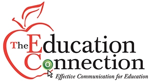 the education connection logo
