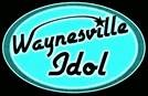 image of waynesville idol event