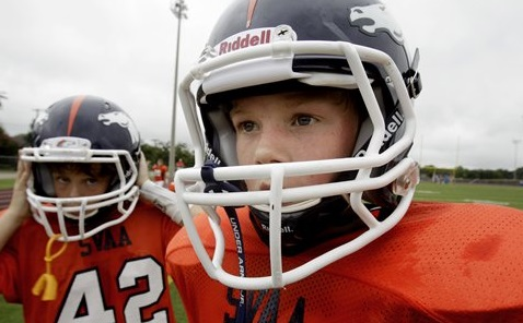 youth football image