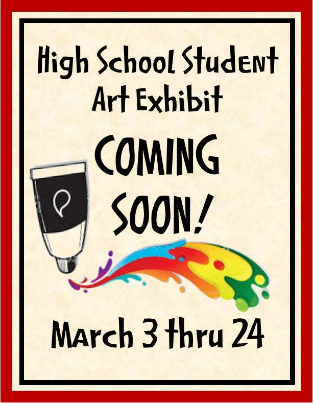 art show coming soon image