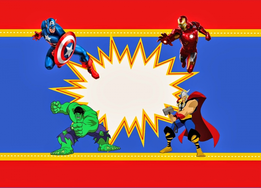 superhero images