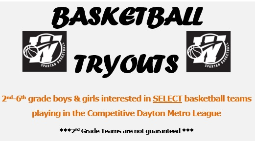 Youth Basketball Tryouts