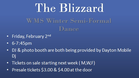 blizzard dance blue flyer