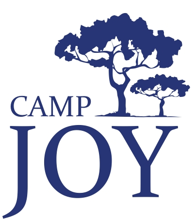 image of camp joy logo