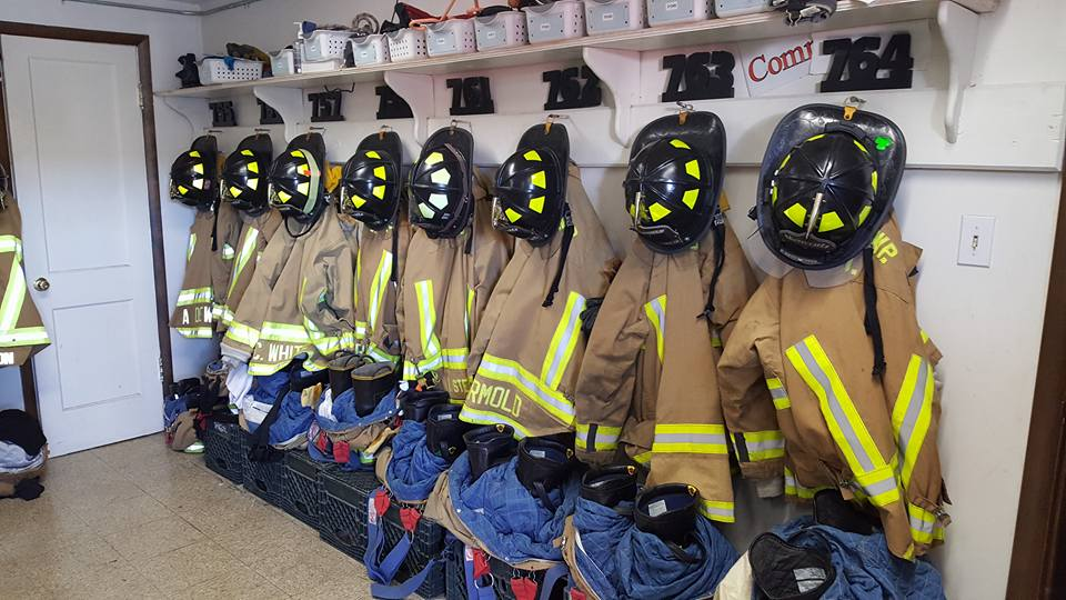 fire station gear