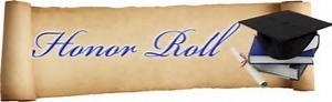 honor roll scroll