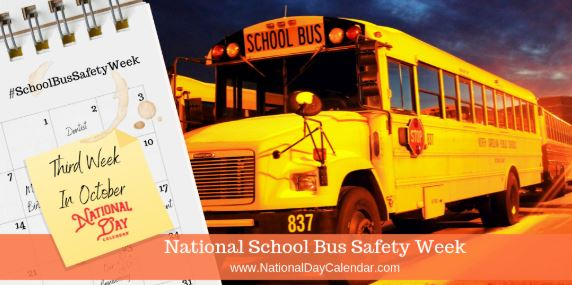 school bus safety banner