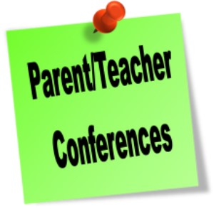 parent teacher conference image