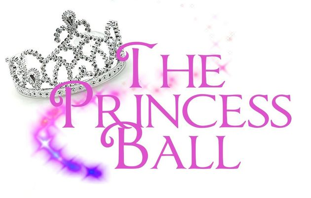 princess ball image with tiara