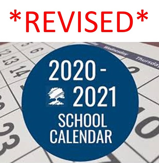 image of a calendar with the school year on it