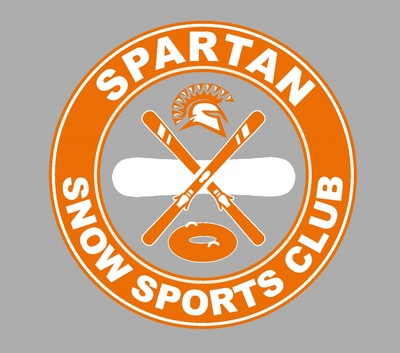 spartan snow club logo