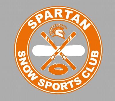 spartan snow club logo