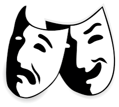 theater mask image