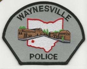 image of a police patch