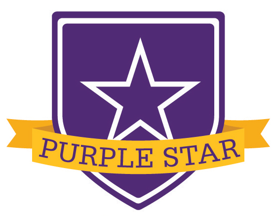 Military purple star award