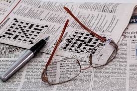 image of crossword puzzle